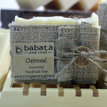 babata handmade soap oatmeal uncented 2