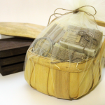 babata handmade soap unique holiday gift basket large 3